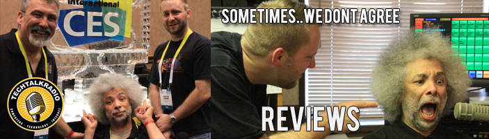 Banner Photo for Review Section of TechtalkRadio