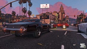 Screen Capture from Rockstar Games Grand Theft Auto V