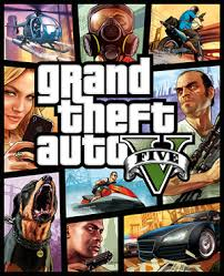 Photo of the Grand Theft Auto V Box for TechtakRadio Article