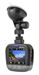 Photo from Cobra of the CDR855BT Dash Cam