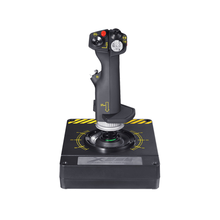 Review - Saitek X-55 H O T A S Controller by Justin Lemme of