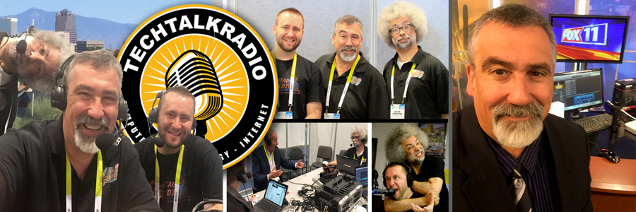 TechtalkRadio Show Banner