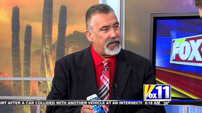 Andy Taylor of TechtalkRadio on KMSB Fox 11