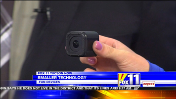 Photo from this Weeks KMSB Fox 11 Tech Segment with Andy Taylor of TechtalkRadio